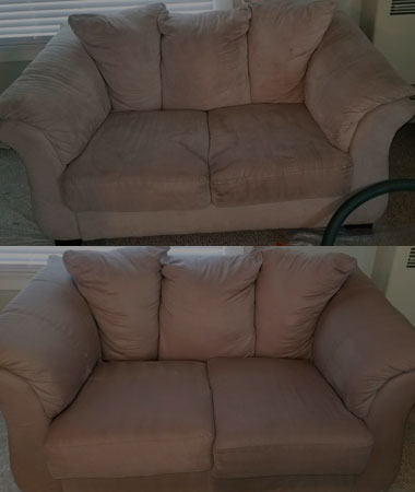 Upholstery & Drapery Cleaning