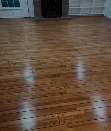 Wood Floor Installation and Refinishing